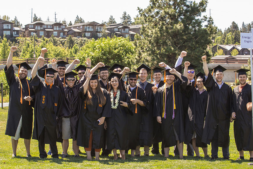 oregon state university school of mechanical, industrial and manufacturing engineering school of MIME class of 2016
