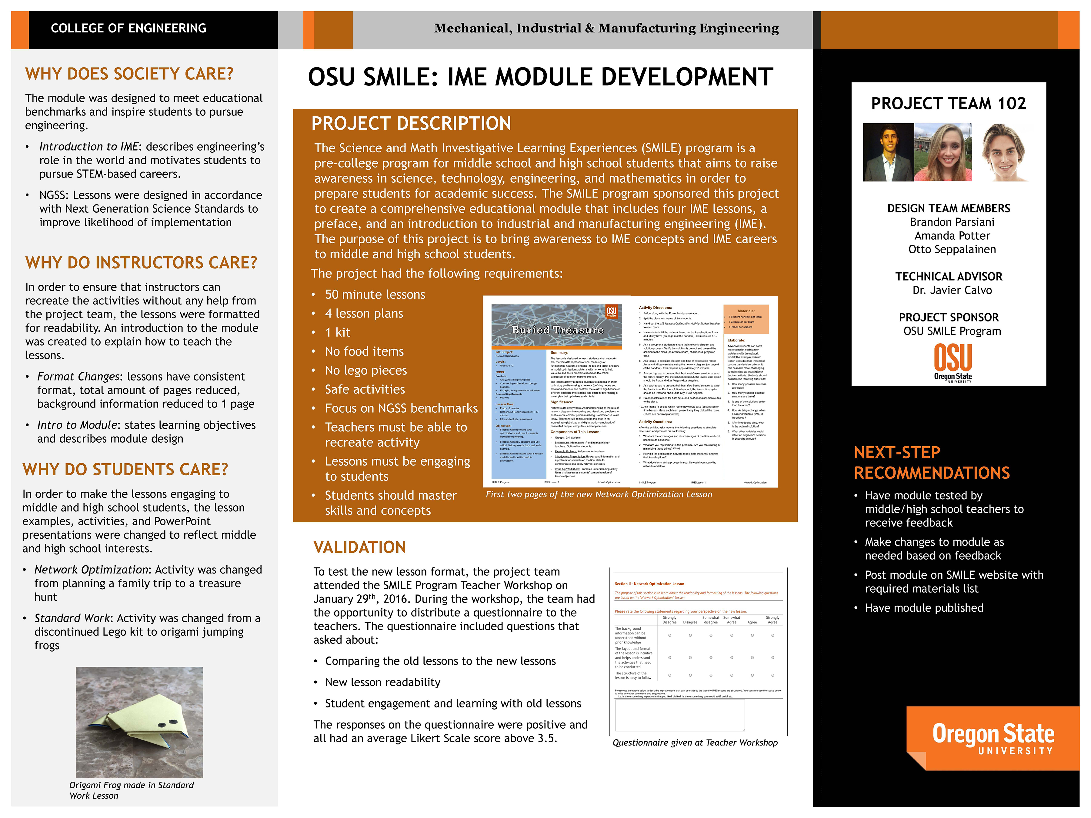 examples of mime capstone projects | mechanical, industrial, and, Presentation templates