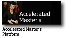 Oregon State School of Mechanical, Industrial, and Manufacturing Engineering Accelerated Masters platform AMP