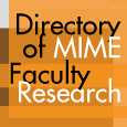 Oregon State School of Mechanical, Industrial and Manufacturing Engineering Directory of Faculty Research